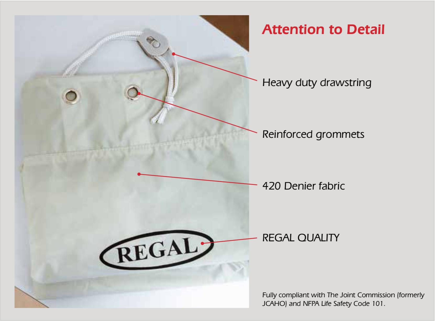 Heavy Duty Regal Bag